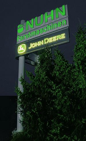 John Deere Forstmaschinen von NUHN